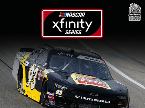 Hero Card - Xfinity Series