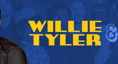 Willie Tyler and Lester film ads with Insurance King